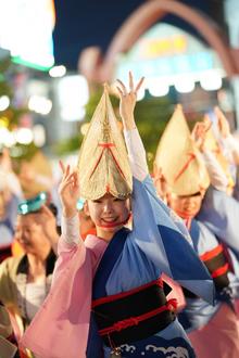 阿波踊り24日25日
